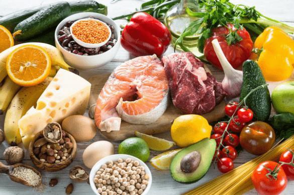 питание для укрепления голеностопа